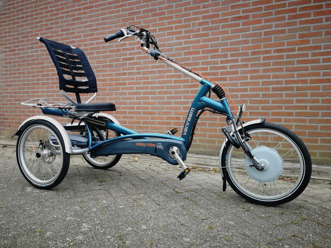 Elektrische Van Raam Easy Rider 2 (Heinzmann Direct Power